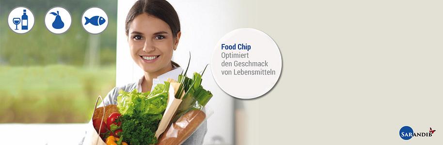 """#Food Chip #####Optimiert Geschmack und Vitalität von Lebensmitteln Der Food Chip für eine längere Haltbarkeit, mehr Vitalität sowie ein deutlich verbesserter Geschmack. Nahrungsmittel werden zu «Lebens-Mitteln» vitalisiert. Spritzmittel und andere Belastungen in und auf Ihren Lebensmitteln können ausgeglichen werden. Das funktioniert mit einer Programmierung über die Magnetit-Kristalle im Food Chip.   {{ button href=""""/news/downloads/Electro-Smog_Broschuere_web.pdf"""" text=""""Broschüre online ansehen"""" }}"""
