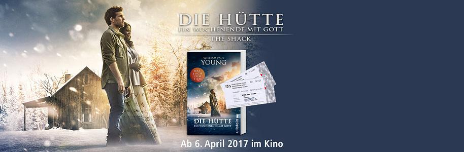 #Zum Release des internationalen Bestsellers verlosen wir 5 x 1 Exemplar inkl. 2 Kinotickets für den Film!