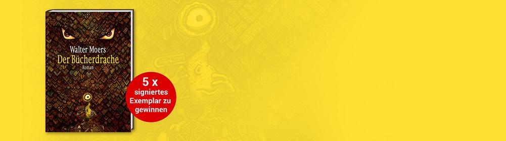 ##Die Buchlinge sind wieder da!  In den Katakomben von Buchhaim erzählt man sich eine alte Geschichte vom sprachmächtigen Drachen Nathaviel. Angeblich besteht er aus lauter Büchern, die von der mysteriösen Kraft des Orms durchströmt sind. Die Legende besagt, der Bücherdrache habe auf jede Frage die richtige Antwort.