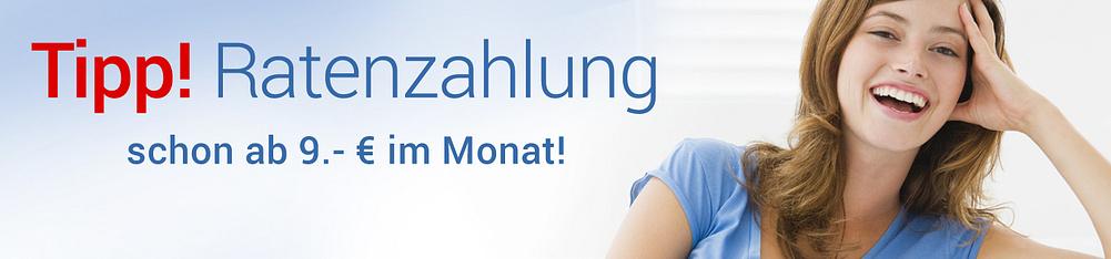 Ratenzahlung im Online Shop von Weltbild.de
