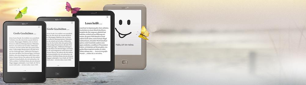 #Stimmen zu tolino#  Hier finden Sie Presse- und Kundenstimmen sowie die  Pressemitteilungen von Weltbild rund um tolino.  - [**Tests & mehr zu den tolino eReadern**](/tolino/tolino-test/ebook-reader-test) - [**Tests & mehr zum tolino tab**](/tolino/tolino-test/tablet-test)