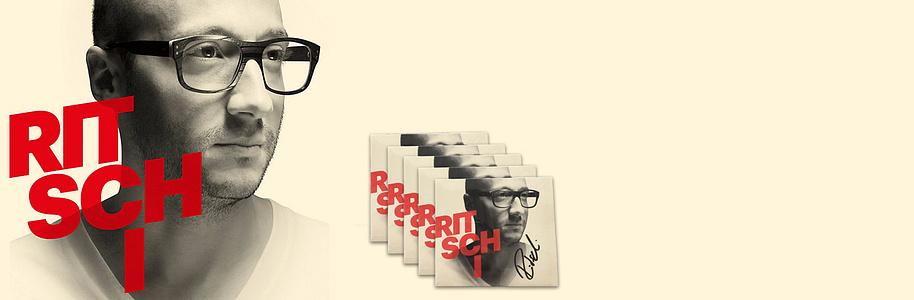 ##Gewinnen Sie eine von fünf handsignierten CD's vom neuen Ritschi-Album!
