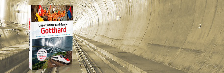 #Der Gotthard-Basistunnel:   #Das Jahrhundert-Bauwerk!