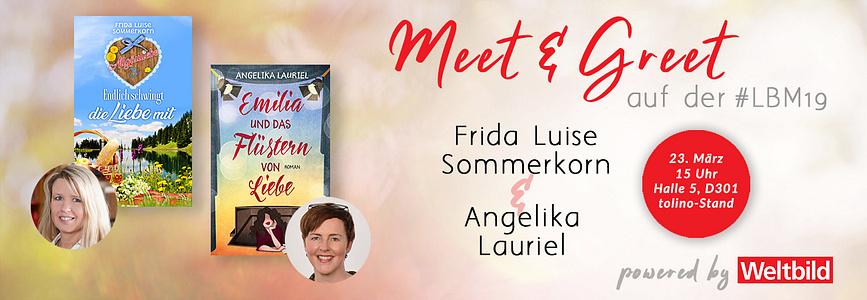 Meet & Greet: Sommerkorn & Lauriel