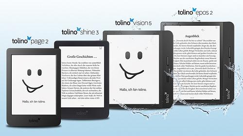 tolino-Vorteile bei Weltbild