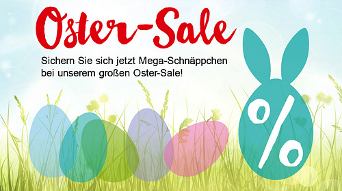 Oster-Sale mobile