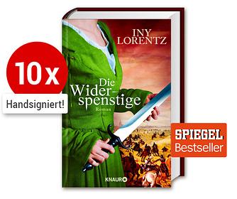 Iny Lorentz - Die Wiederspenstige