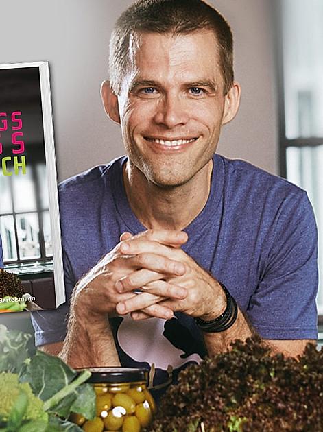 Das Kochbuch zum Ernährungskompass von Bas Kast