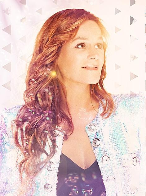 Andrea Berg präsentiert ihr neues Album MOSAIK