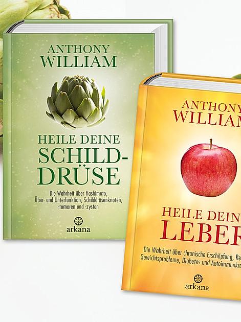 Superfood & mediale Medizin: Anthony William