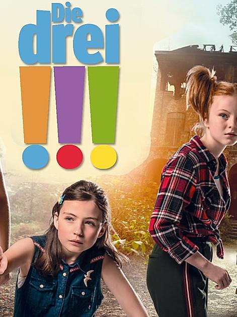 Die drei !!! kommen ins Kino - Gewinnspiel