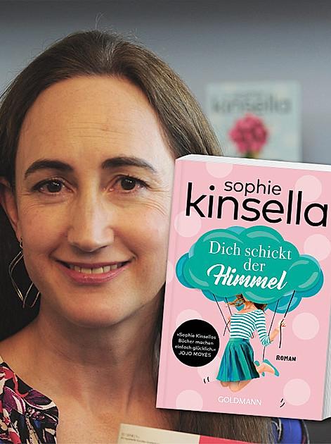 Romantik zum Schmunzeln von Sophie Kinsella: Dich schickt der Himmel