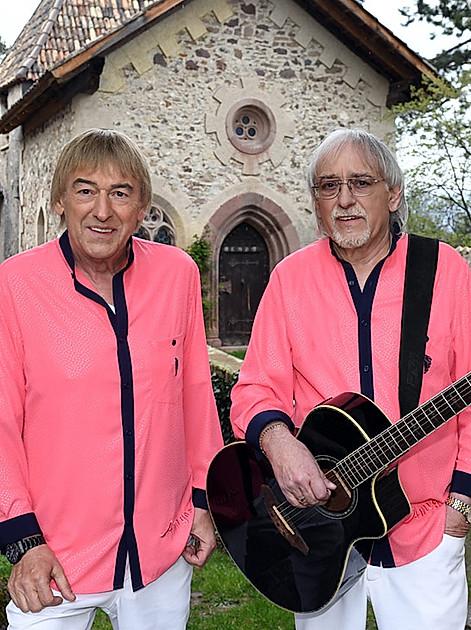 """Bernd und Karl-Heinz Ulrich aus dem mittelhessischen Villingen sind """"die Amigos"""""""