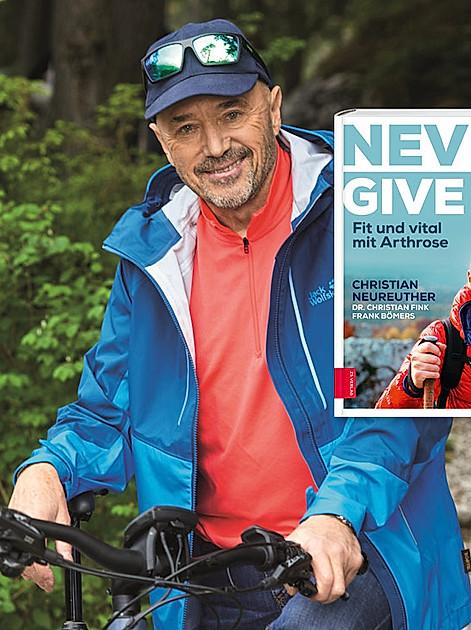 Skilegende Christian Neureuther gibt Tipps gegen Arthrose
