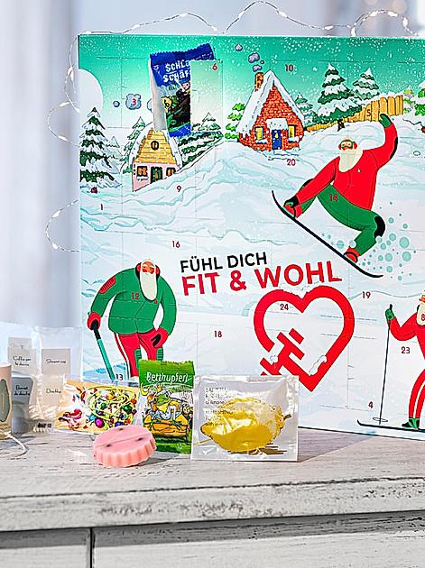 """Fühl Dich Fit & Wohl"" Adventskalender"