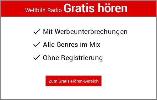 Weltbild Radio gratis hören