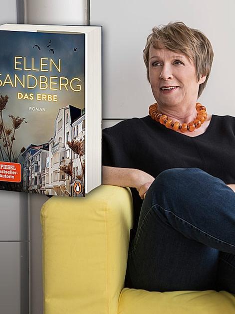 """Der neue Roman """"Das Erbe"""" von Ellen Sandberg"""
