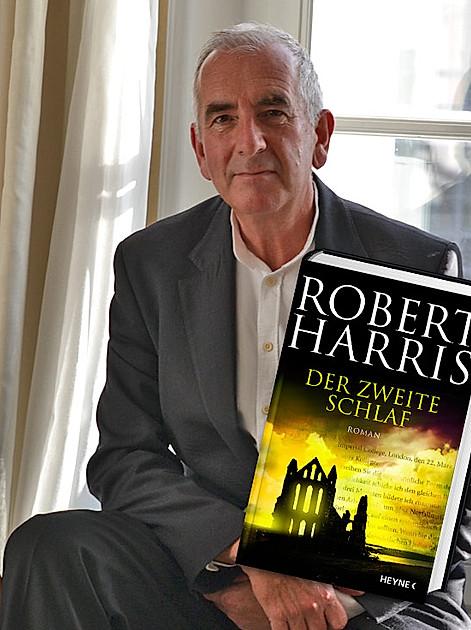 Der zweite Schlaf von Robert Harris
