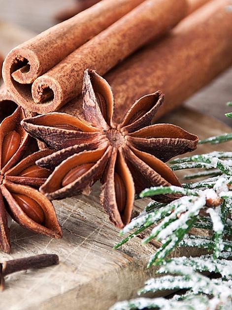 Von Anis bis Zimt: Damit es richtig nach Weihnachten schmeckt, braucht es diese Gewürze