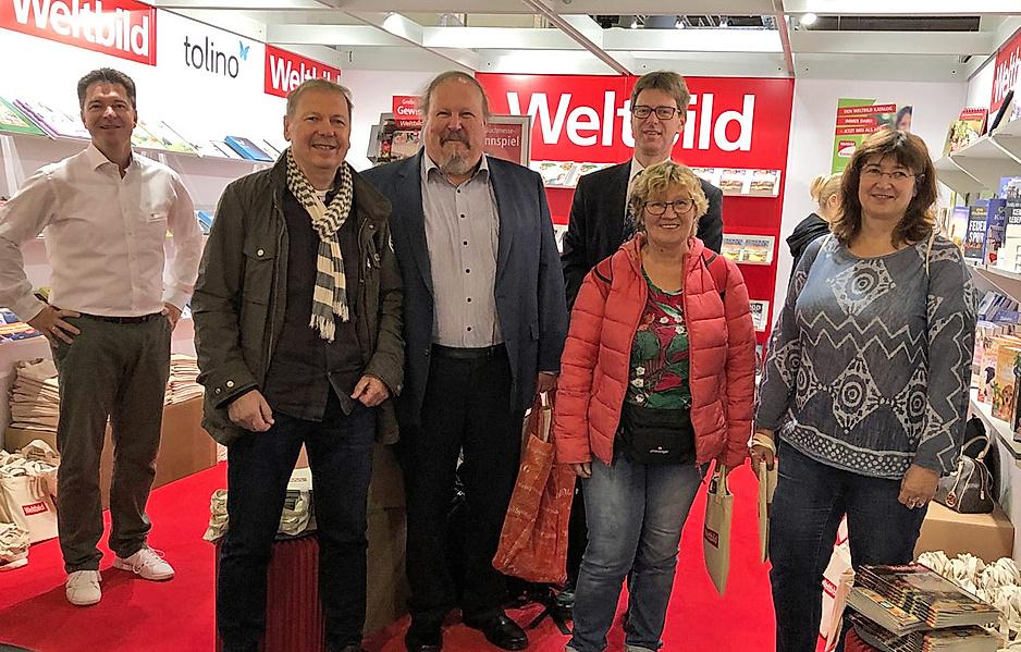 Die Gewinner der verlosten Eintrittskarten zur Frankfurter Buchmesse
