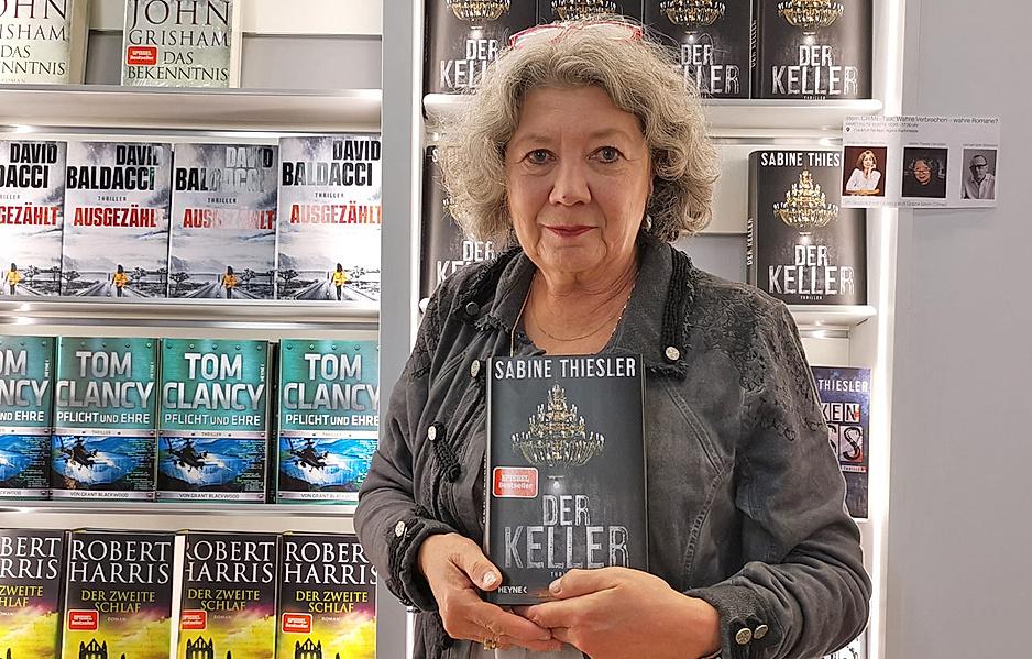Sabine Thiesler: Der Keller
