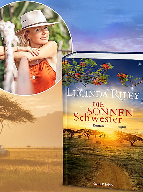 """Lucinda Rileys """"Sonnenschwester"""" gewinnen"""