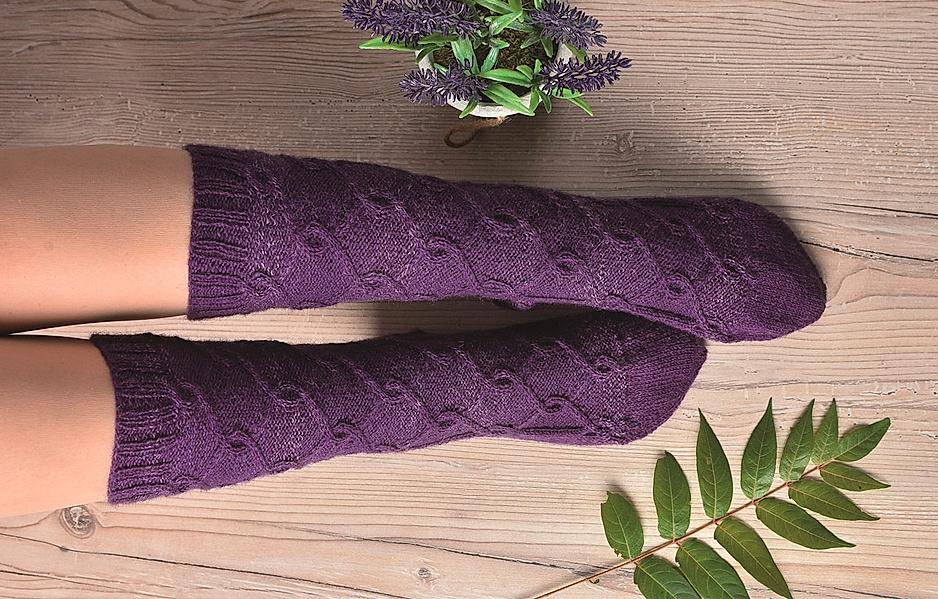 Socken stricken mit den CraSyTrios von Sylvie Rasch