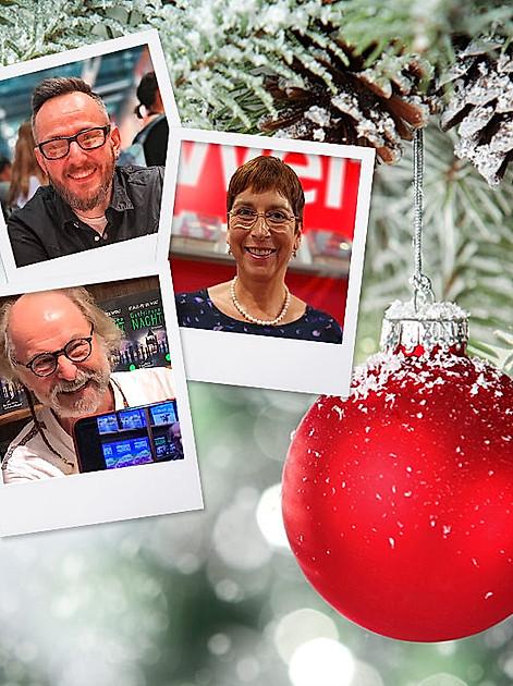 Weihnachtsgrüße der Weltbild-Autoren