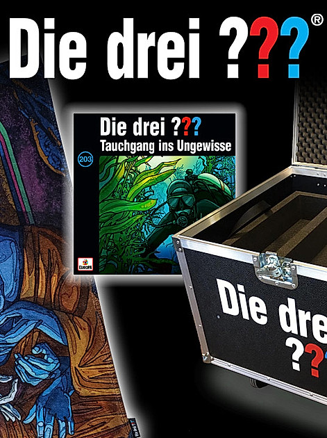 """Grosses Gewinnspiel zur neuen Folge von """"Die drei ???"""""""