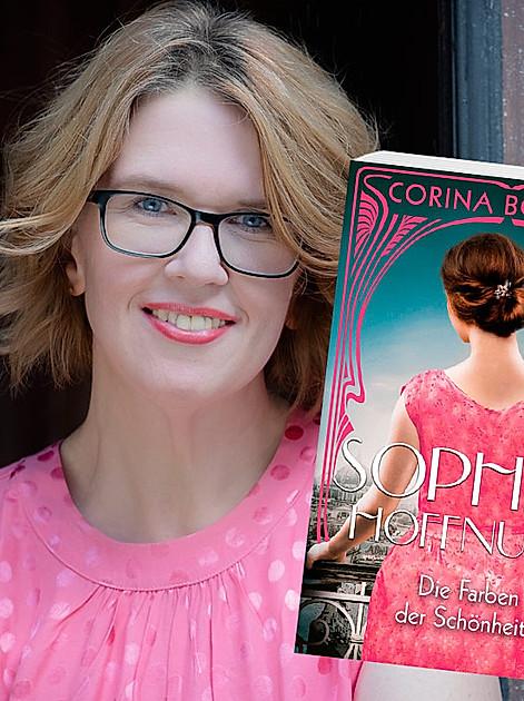 Die Farben der Schönheit - Sophias Hoffnung von Corina Bomann