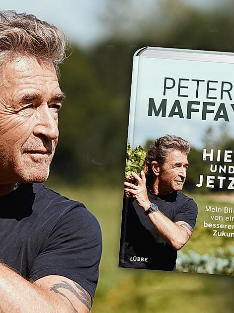 """""""HIER UND JETZT - Mein Bild von einer besseren Zukunft"""" von Peter Maffay"""