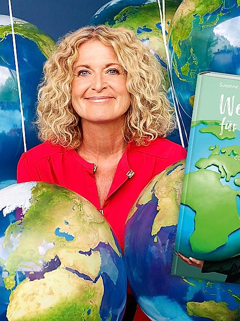 Susanne Fröhlich hat's getestet: Weltretten für Anfänger