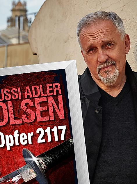 """Jussi Adler Olsen im Interview über seinen aktuellen Thriller """"Opfer 2117"""""""