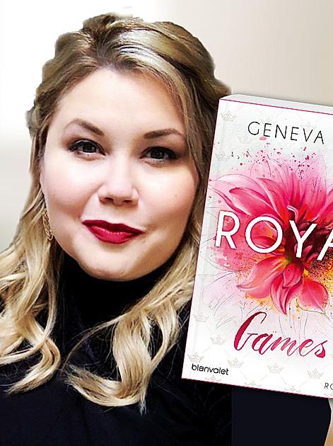 """Bestsellerautorin Geneva Lee über """"Royal Games"""", den neuen 8. Band ihrer königlichen Liebes-Saga"""