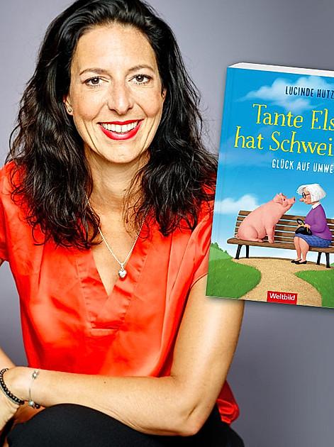 Tante Elsie hat Schwein Autor: Lucinde Hutzenlaub