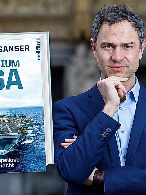 Daniele Ganser: Imperium USA