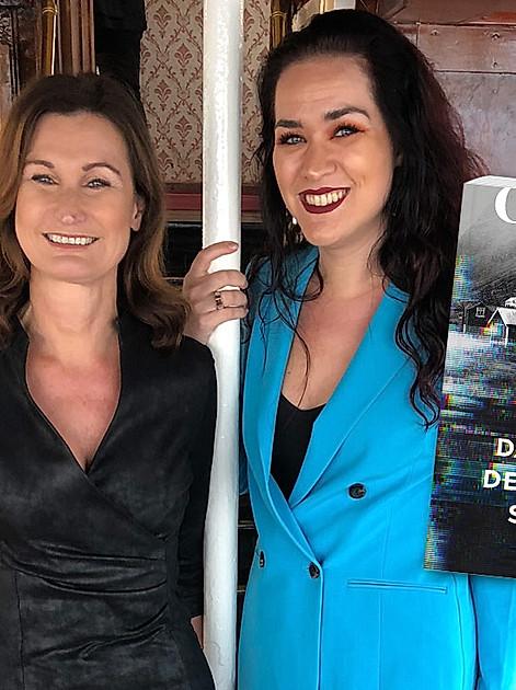 Das Dorf der toten Seelen heisst der neue Psychothriller von Camilla Sten