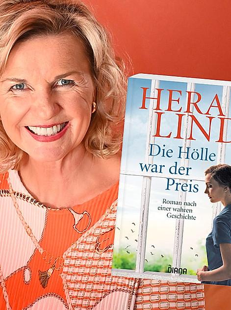 """Wir verlosen 10 handsignierte Exemplare des Tatsachenromans """"Die Hölle war der Preis"""" von Hera Lind"""