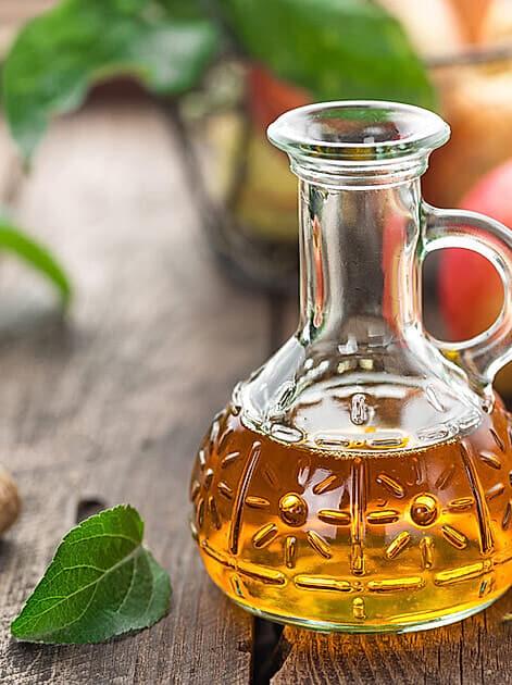 Apfelessig zum Abnehmen mit Rezept