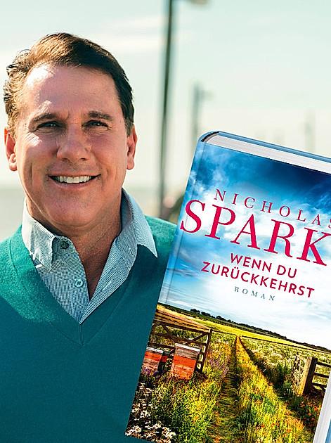 Neues Buch Nicholas Sparks