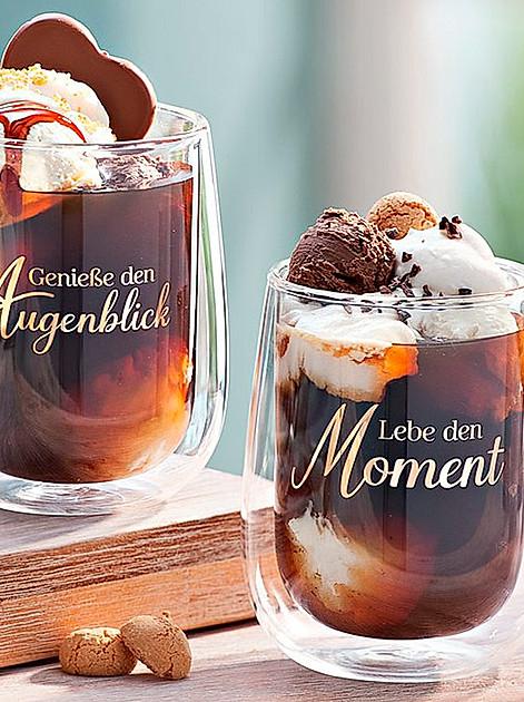 Die sommerliche Variante des schwarzen Golds: Eiskaffee
