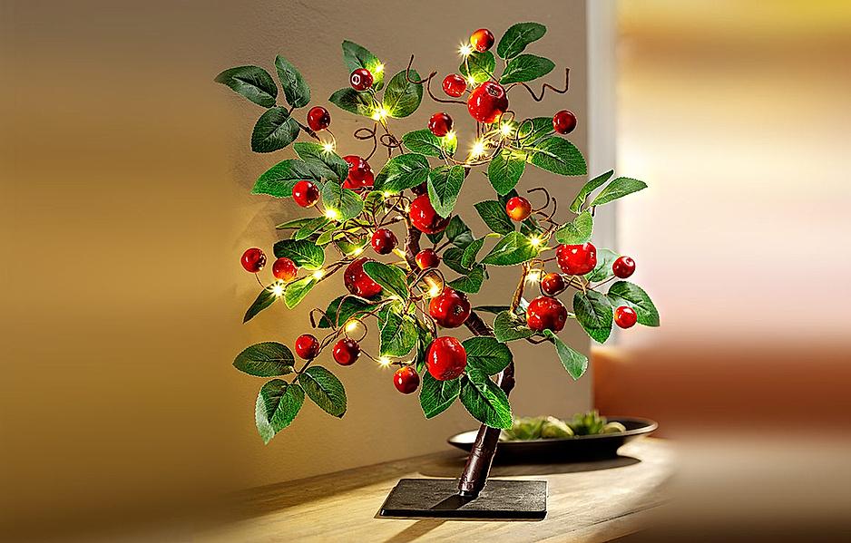 "LED-Baum ""Apfel"""