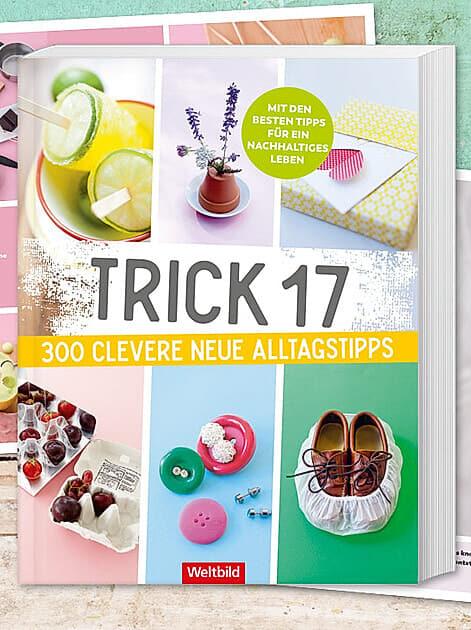 Trick 17 - 300 clevere neue Alltagstipps