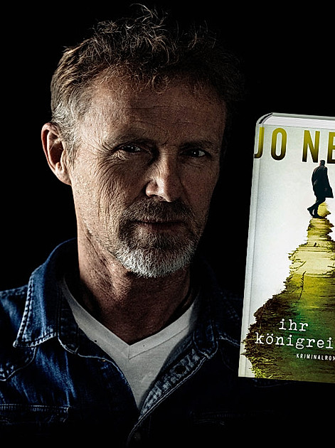 Ihr Königreich - das neue Buch von Jo Nesbø