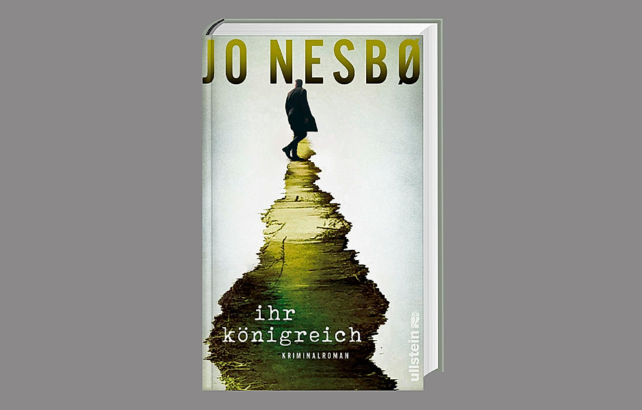 zu gewinnen: Ihr Königreich, der neue Roman von Jo Nesbø