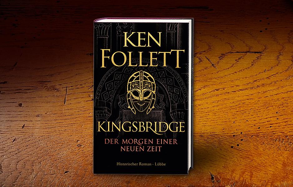 Der neue Roman von Ken Follett: Der Morgen einer neuen Zeit / Kingsbridge Band 4
