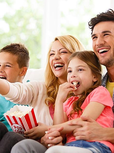 Mit der Online-Videothek holen Sie Ihre digitalen Wunsch-Filme nach Hause