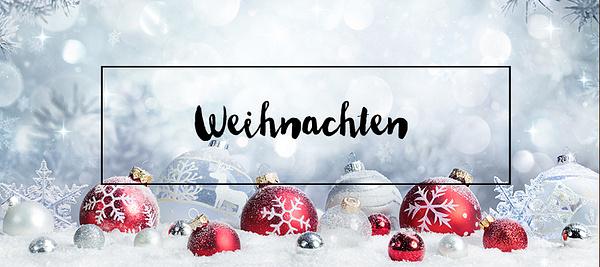 Weihnachten Moodbild