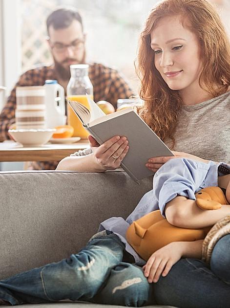Prioritäten setzen und Notizen machen: So entstehen neue Zeitfenster für Familie und Entspannung.
