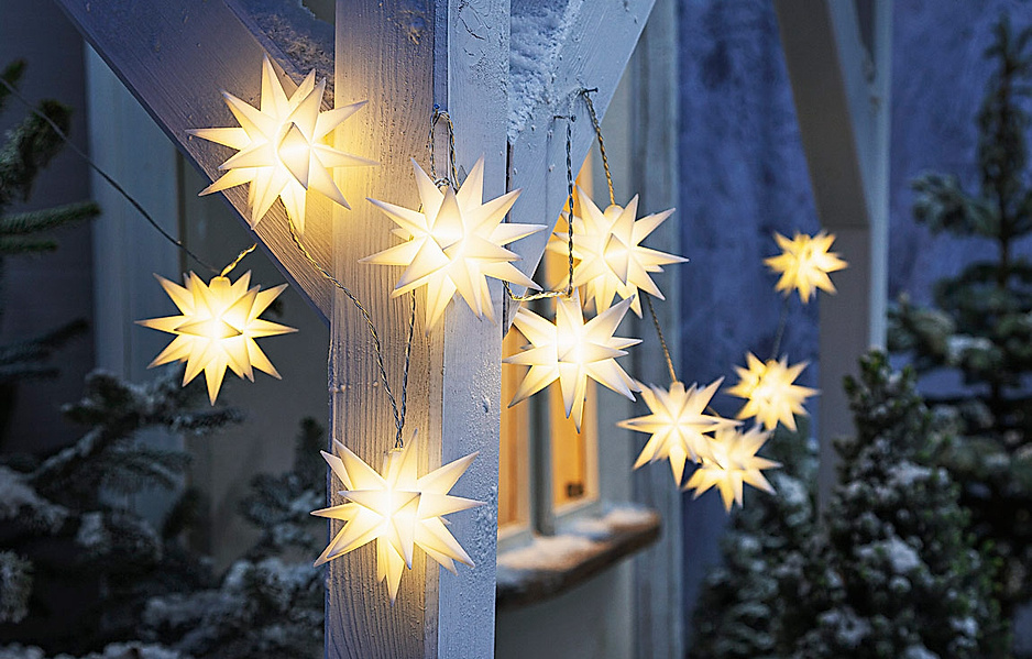 LED-Sterne
